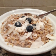 Superfood Oatmeal