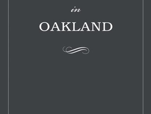 'Paris in Oakland'; A Book Review