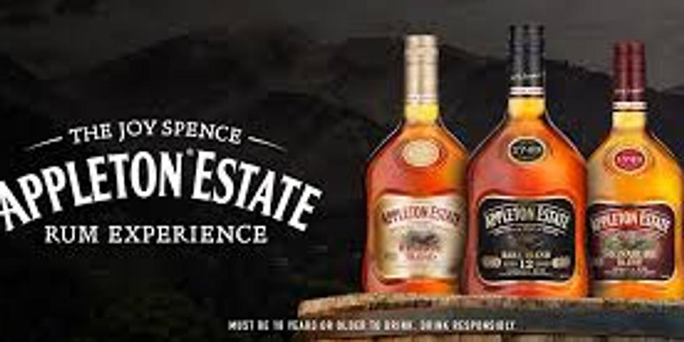 Campari Conversations: Appleton Estate Rum