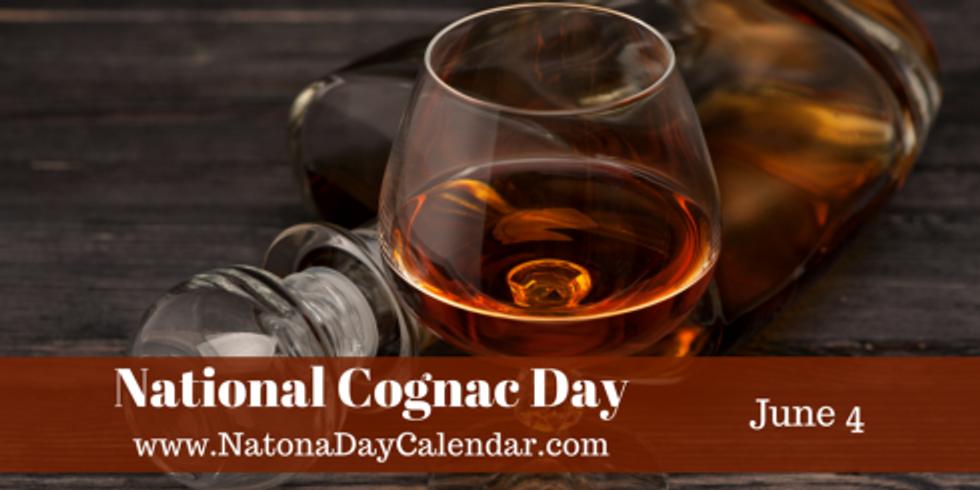 #QuarantineCantina: Prep for National Cognac Day
