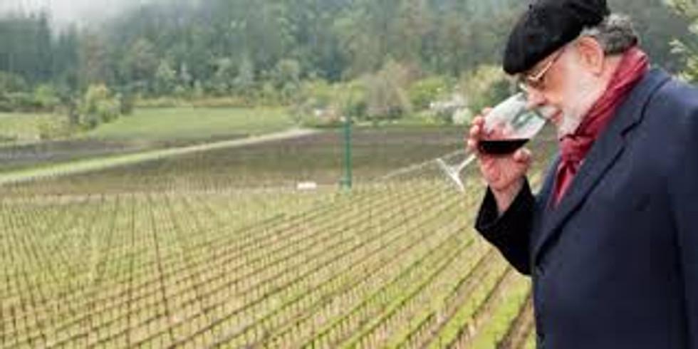 Virtual Wine Tasting and Conversation