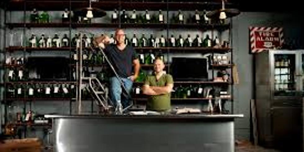 Join Master Distiller Lance Winters & Head Distiller Dave Smith of St. George Spirits