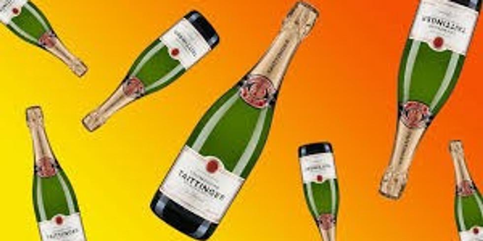 Taittinger: Virtual Happy Hour