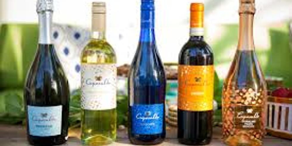 A Virtual Wine Tasting with Caposaldo Wines