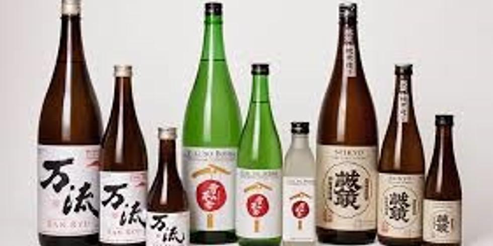Joto Sake: Virtual Tasting