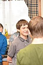 Boys in Faith Youth Group