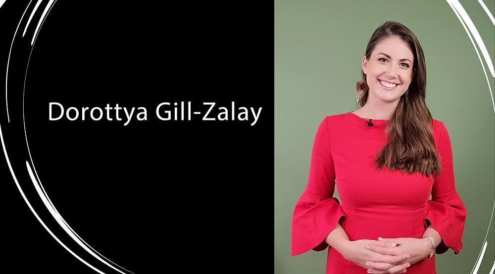 Dorottya Gill Zalay - Child Psychology Expert
