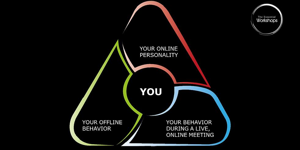 Behavioral Profiling: Your Online Behavior, Offline Identity & Live Online Presence