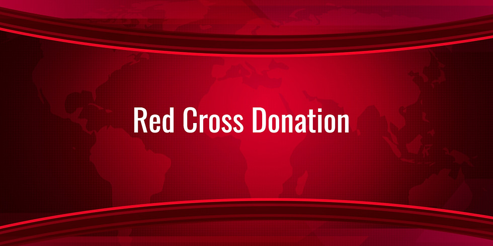 Red Cross Donation