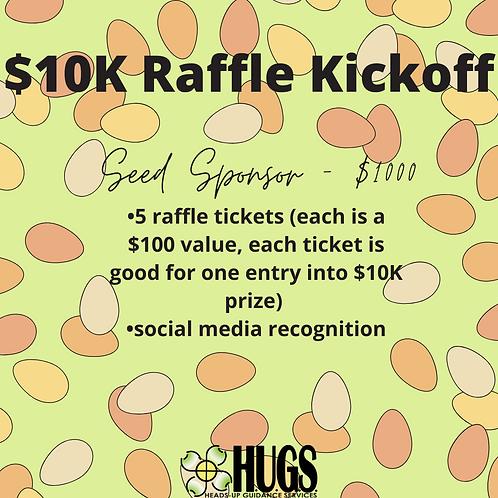Seed Sponsorship - $1000
