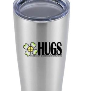 HUGS Tumbler - $45
