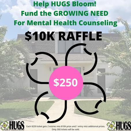 $10K Raffle Fundraiser