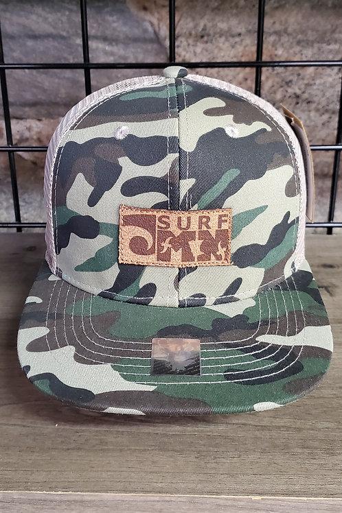 Surf MN Camo Snapback