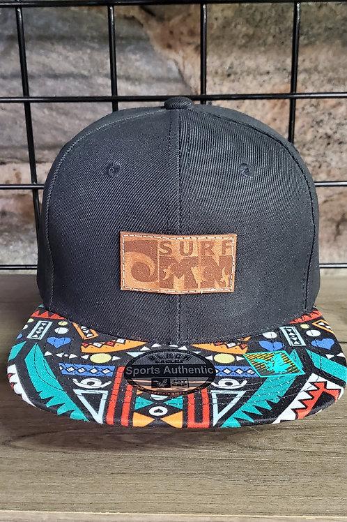 Surf MN Abstract Bill Snapback