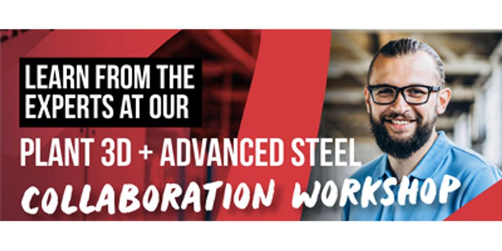 Plant 3D + Advance Steel Data Exchange - Workshop
