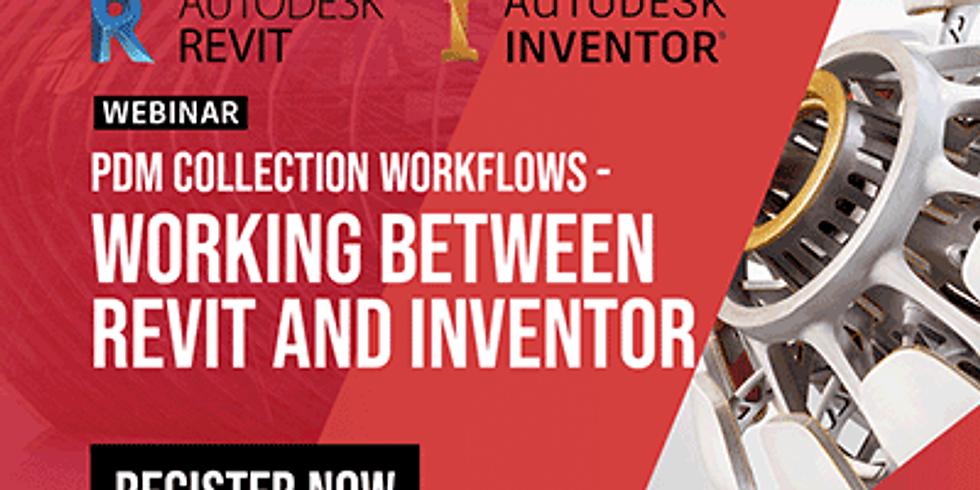 Working between Revit and Inventor