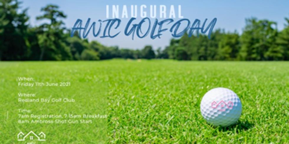 Inaugural AWIC Golf Day