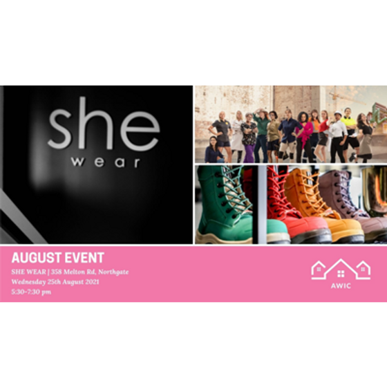 AWIC: Networking with SheWear