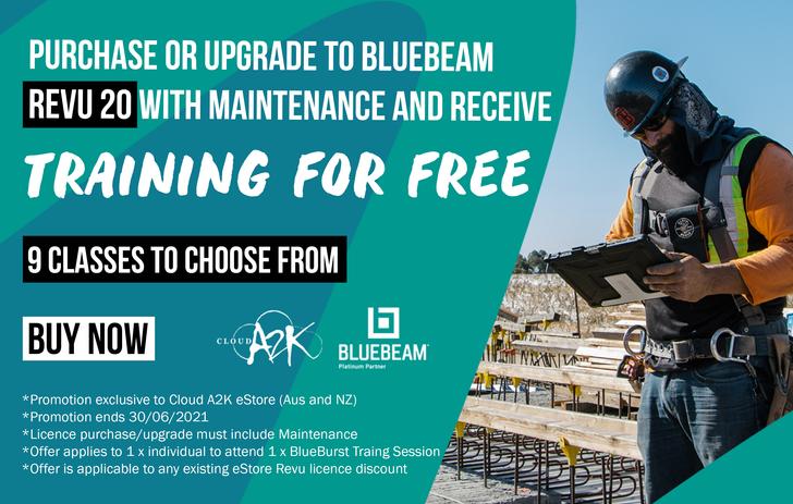 Bluebeam Maintenance bundle for Q2 banne