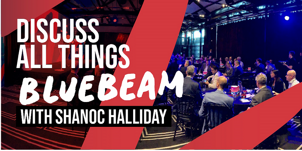 Discuss all things Bluebeam with Shanoc Halliday (1)