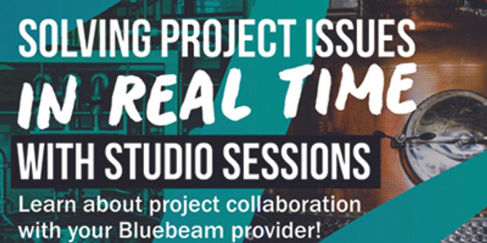 Webinar: Closing a Bluebeam Studio Session and using Studio Prime Dashboards