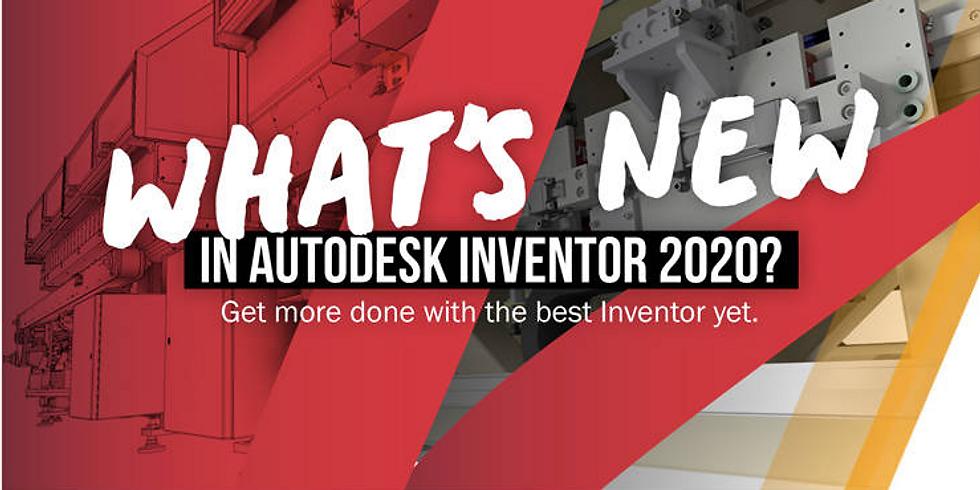 What's new in Inventor 2020 - Brisbane