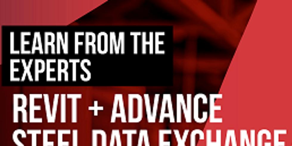 Revit + Advance Steel Data Exchange Webinar