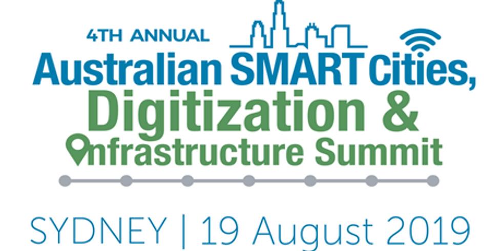 Australian Smart Cities, Digitization & Infrastructure Summit