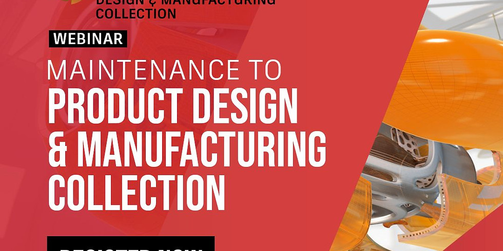 Maintenance to Product Design & Manufacturing Collection