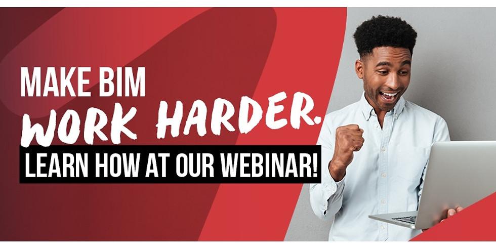 Make BIM Work Harder - Webinar