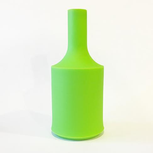 Патрон силиконовый - Зеленый | Люстра Паук | Ретро Лампа | Лампа Эдисона | Ретро Патрон | Ретро Провод | LustraPauk