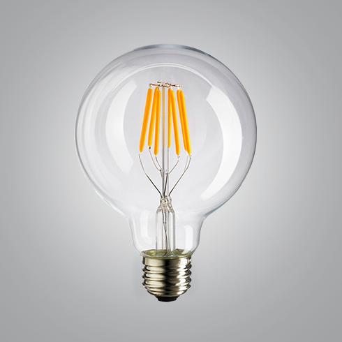 Светодиодная Ретро Лампа Эдисона G95 LED | Люстра Паук | Ретро Лампа | Лампа Эдисона | Ретро Патрон | Ретро Провод | LustraPa