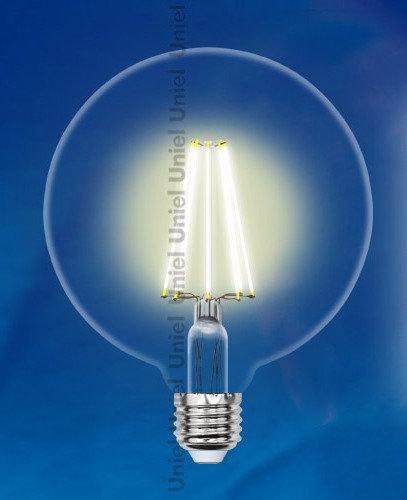 Светодиодная Лампа Unieli G125   Люстра Паук   Ретро Лампа   Светильники  Лофт   Ретро Патрон   Ретро Провод   LustraPauk