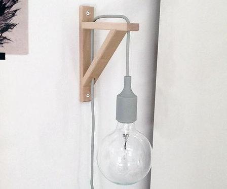Светильник настенный Wood-S1 (Natural)