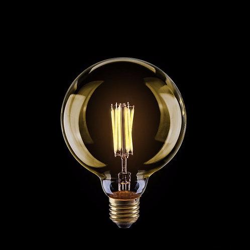 Ретро Лампа Эдисона G125 LED | Люстра Паук | Ретро Лампа | Светильники  Лофт | Ретро Патрон | Ретро Провод | LustraPauk