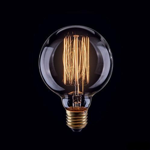 Ретро Лампа Эдисона G80 | Люстра Паук | Ретро Лампа | Лампа Эдисона | Ретро Патрон | Ретро Провод | LustraPauk
