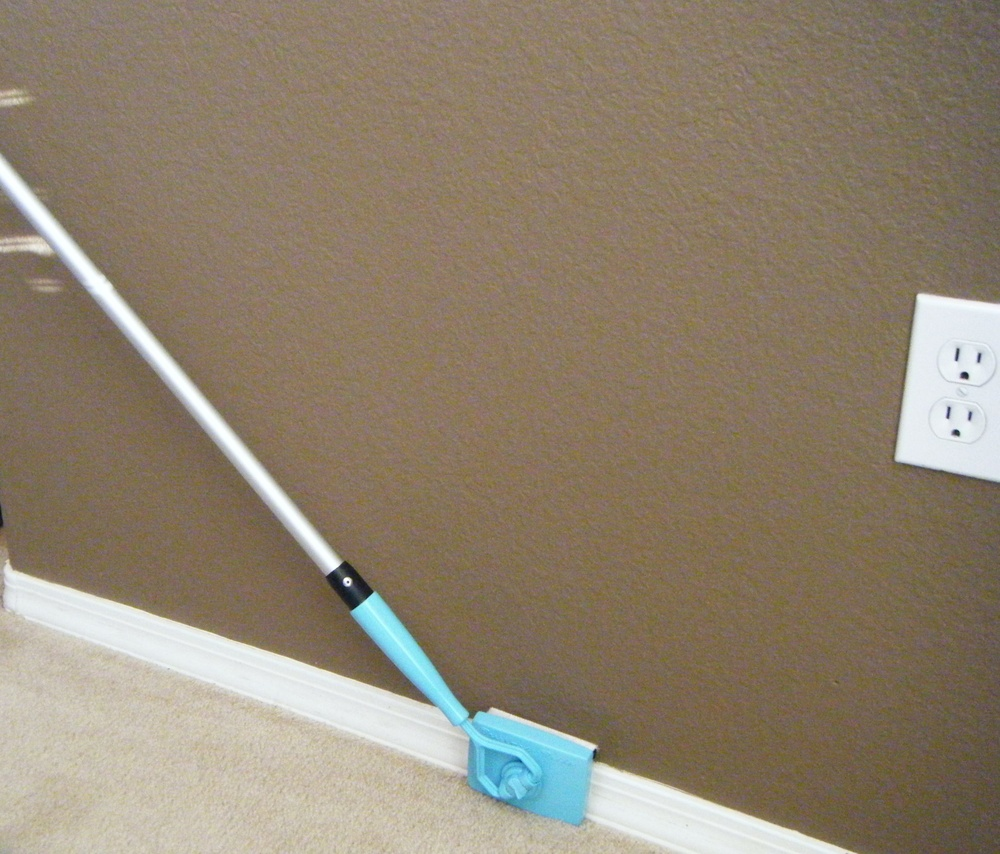 Baseboard Cleaning