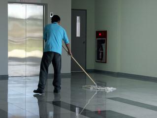 Mopping Floors