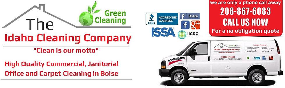 The Idaho Cleaning Company Blog