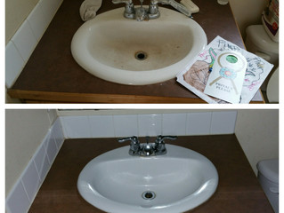 Restoring Bathrooms
