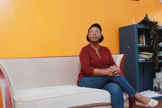 My Journey Interview with Nnenna