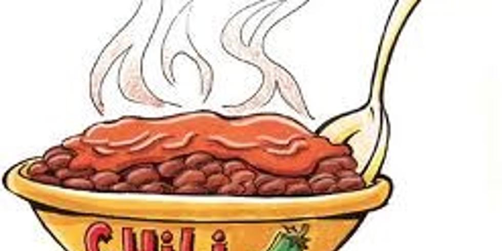 Family Fun Night - Chili Supper & Auction