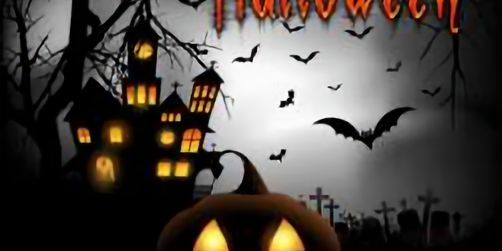Gross Grub/Halloween Costume Contest