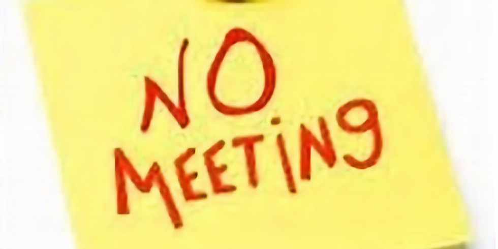 CANCELLED Governing Board Meeting