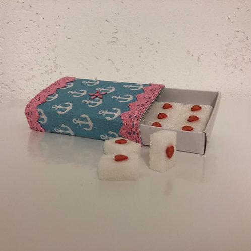 Zucker-Schachtel