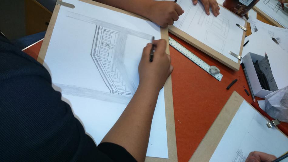 Tetley Gallery Schools Workshop