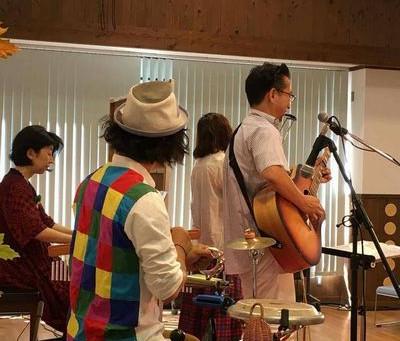 「庄川演芸会」楽しかったです♪