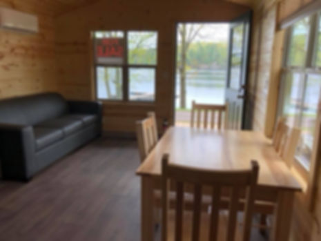 Cottage by the lake for rent