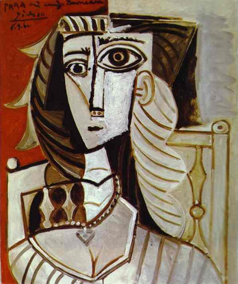 Artists Born This Month: Pablo Picasso