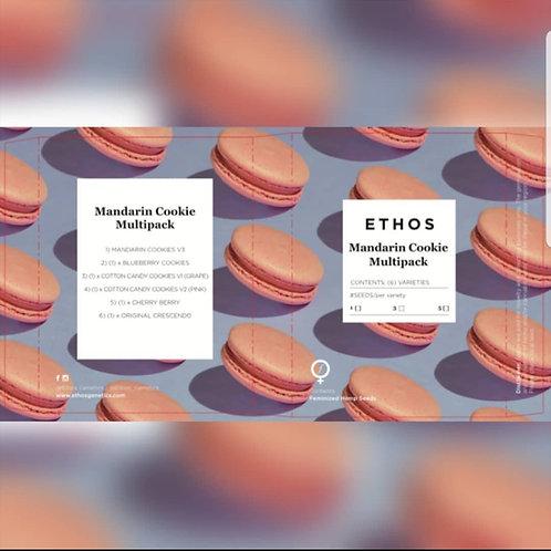 Mandarin Cookies Multipack (3 per)
